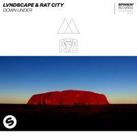 Cover LVNDSCAPE & Rat City - Down Under