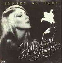 Cover Lynsey De Paul - Hollywood Romance