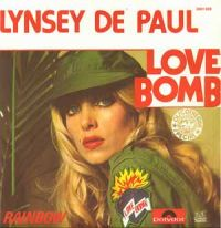 Cover Lynsey De Paul - Love Bomb
