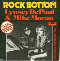 Cover Lynsey De Paul & Mike Moran - Rock Bottom