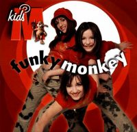 Cover M-Kids - Funky Monkey