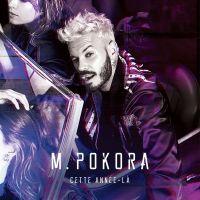 Cover M. Pokora - Cette année-là