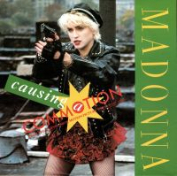 Cover Madonna - Causing A Commotion