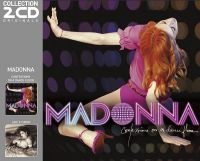 Cover Madonna - Confessions On A Dance Floor + Like A Virgin