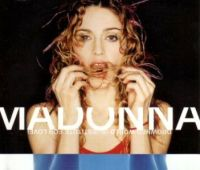 Cover Madonna - Drowned World (Substitute For Love)