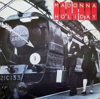 Cover Madonna - Holiday