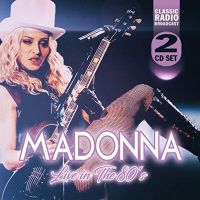 Cover Madonna - Live In The 80's