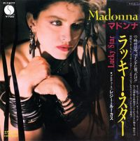 Cover Madonna - Lucky Star