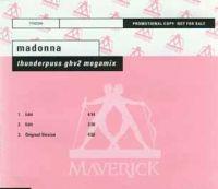 Cover Madonna - Mega-Mix