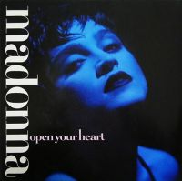 Cover Madonna - Open Your Heart