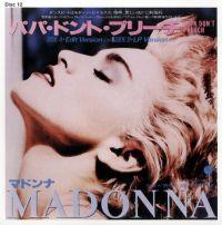 Cover Madonna - Papa Don't Preach