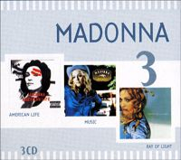 Cover Madonna - Ray Of Light / Music / American Life