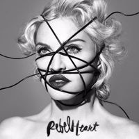 Cover Madonna - Rebel Heart