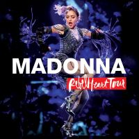 Cover Madonna - Rebel Heart Tour