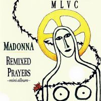 Cover Madonna - Remixed Prayers