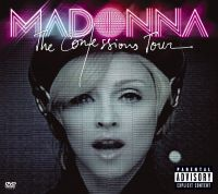 Cover Madonna - The Confessions Tour