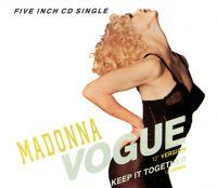Cover Madonna - Vogue