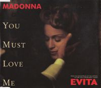 Cover Madonna - You Must Love Me