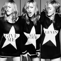 Cover Madonna feat. Nicki Minaj & M.I.A. - Give Me All Your Luvin'