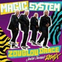 Cover Magic System - Zouglou Dance - Joie de vivre