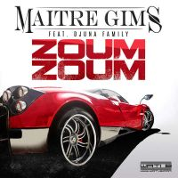 Cover Maître Gims feat. Djouna Family - Zoum zoum