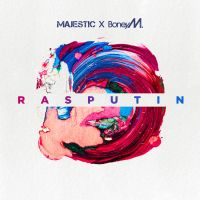 Cover Majestic x Boney M. - Rasputin