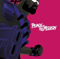 Cover Major Lazer - Peace Is The Mission