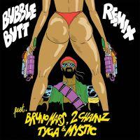 Cover Major Lazer feat. Bruno Mars, 2 Chainz, Tyga & Mystic - Bubble Butt (Remix)