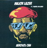 Cover Major Lazer feat. Pharrell Williams - Aerosol Can