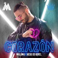 Cover Maluma x Nego do Borel - Corazón