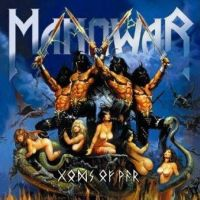 Cover Manowar - Gods Of War