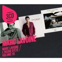 Cover Marc Lavoine - 3cd originaux: Marc Lavoine / L'heure d'été / Volume 10