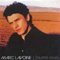 Cover Marc Lavoine - J'aurais voulu
