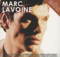 Cover Marc Lavoine - La sélection - Best Of 3CD