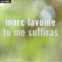 Cover Marc Lavoine - Tu me suffiras