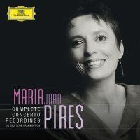 Cover Maria João Pires - Complete Concerto Recordings On Deutsche Grammophon