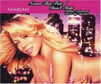 Cover Mariah Carey - Never Too Far / Don't Stop