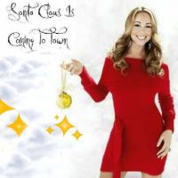 Cover Mariah Carey - Santa Claus Is Comin' To Town