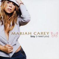 Cover Mariah Carey feat. Cam'Ron - Boy (I Need You)