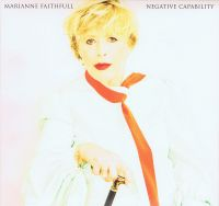 Cover Marianne Faithfull - Negative Capability