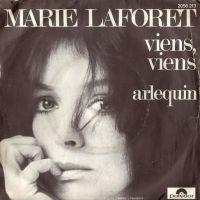 Cover Marie Laforêt - Viens, viens
