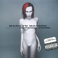 Cover Marilyn Manson - Mechanical Animals