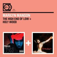 Cover Marilyn Manson - The High End Of Low + Holy Wood