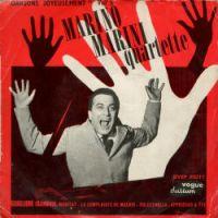 Cover Marino Marini - Guaglione (Bambino)