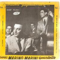 Cover Marino Marini - La pansè