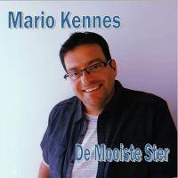 Cover Mario Kennes - De mooiste ster