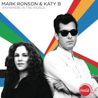 Cover Mark Ronson & Katy B - Anywhere In The World