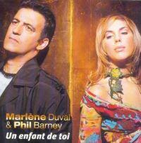 Cover Marlène Duval & Phil Barney - Un enfant de toi