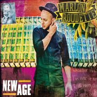 Cover Marlon Roudette - New Age