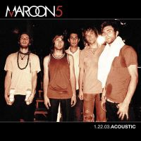 Cover Maroon 5 - 1.22.03.Acoustic